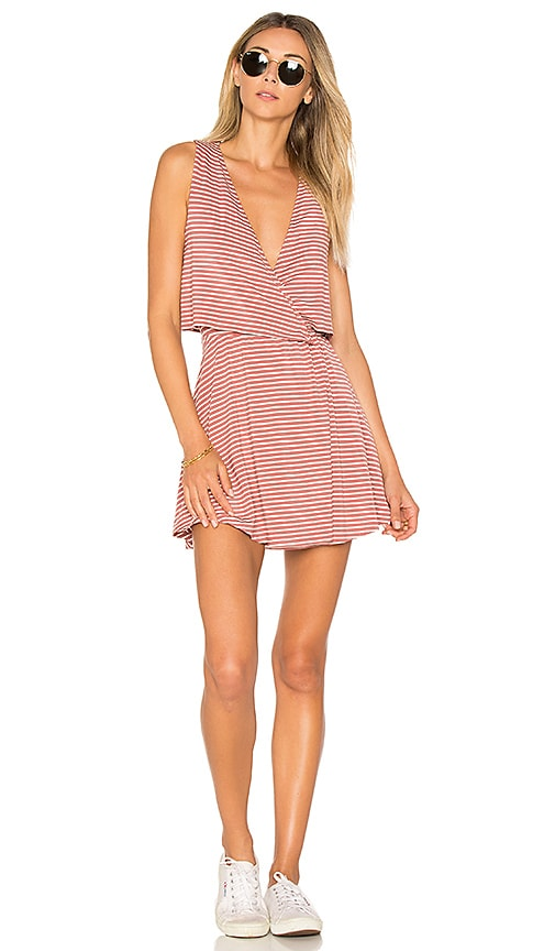 Lovers + Friends Coco Dress in Rose