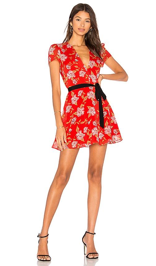 Lovers + Friends x REVOLVE Cassidy Dress in Orange
