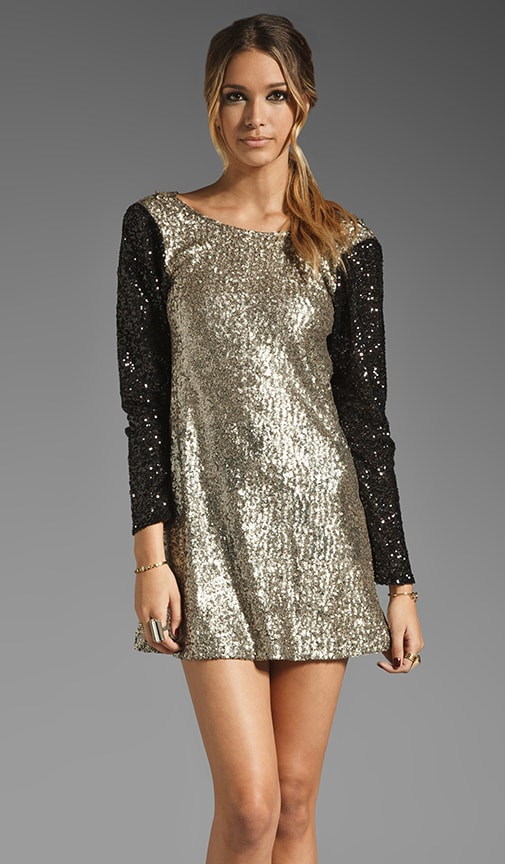 Bright Lights Mini Dress