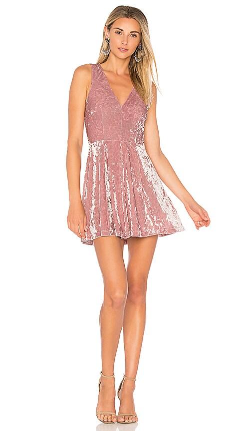 Lovers + Friends X REVOLVE Geneva Dress in Pink