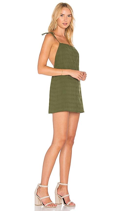 Lovers + Friends X REVOLVE Elena Mini Dress in Olive