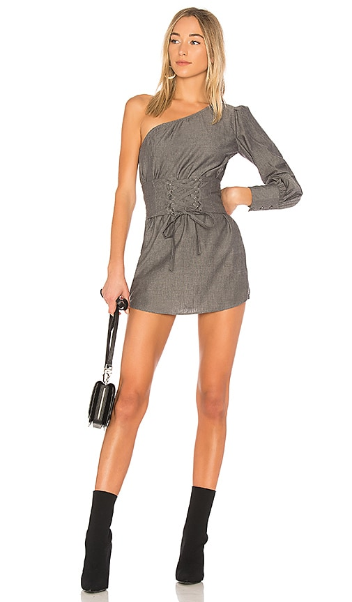 x REVOLVE Reyes Dress in Gray. - size S (also in M) Lovers + Friends Sale Looking For 30Ze2hoJNR