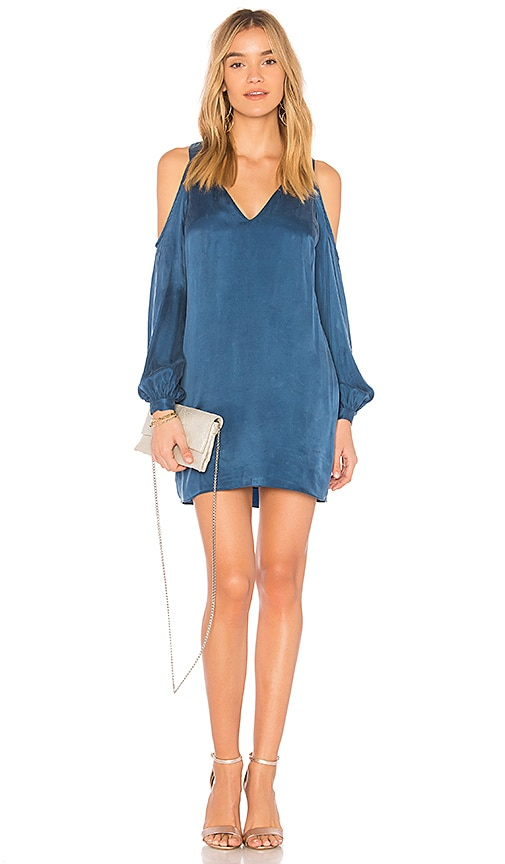 Lovers + Friends x REVOLVE Mel Dress in Blue