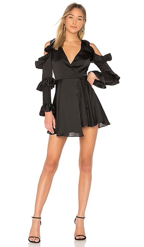 Lovers + Friends x REVOLVE Conwell Dress in Black