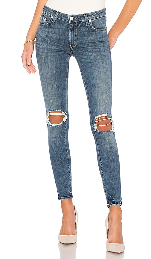 Lovers + Friends Ricky Skinny Jeans in Murray