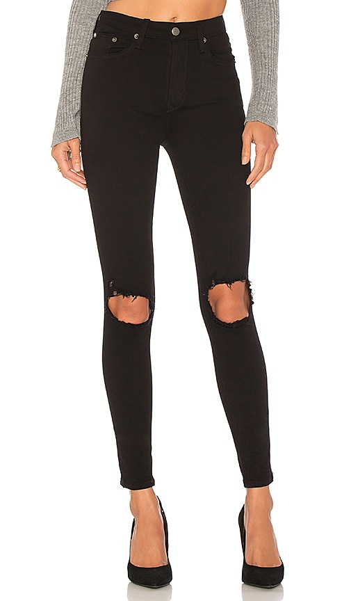 Lovers + Friends Mason High-Rise Skinny Jean in Skylar