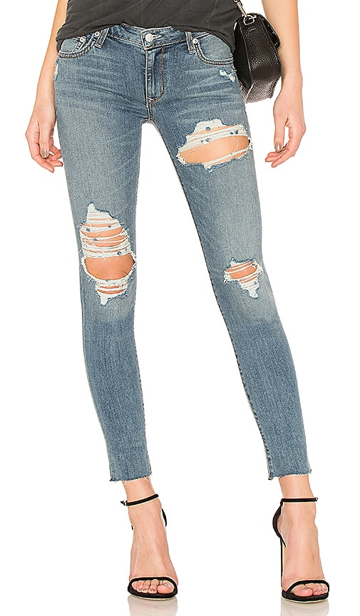 Lovers + Friends Ricky Skinny Jean in Bayshore