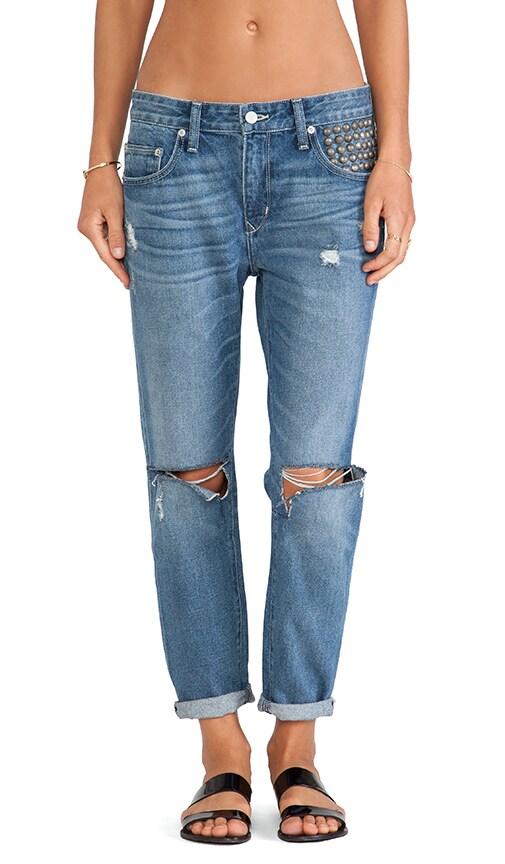 Ezra Studded Jean