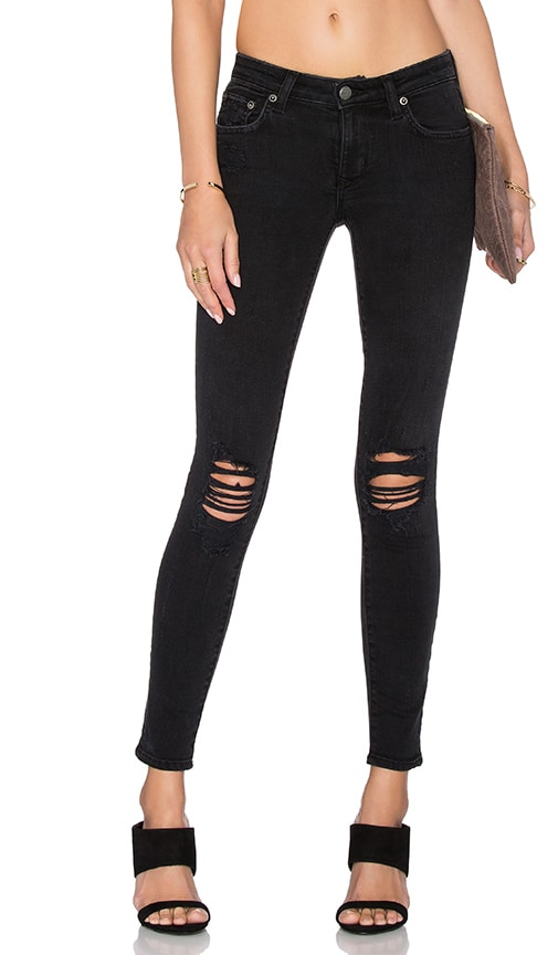 Lovers + Friends Ricky Skinny Jean in Garland