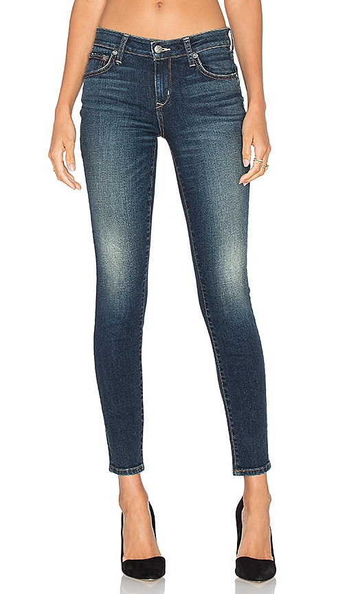 Lovers + Friends Ricky Skinny Jean in Canyon