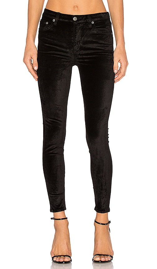 Lovers + Friends x REVOLVE Mason High-Rise Skinny Jean in Black