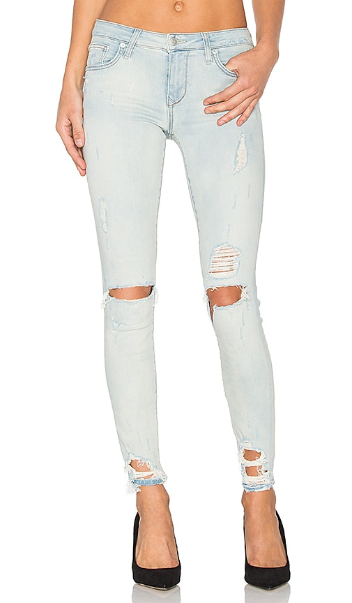 Lovers + Friends x REVOLVE PETITE Ricky Skinny Jean in Solana