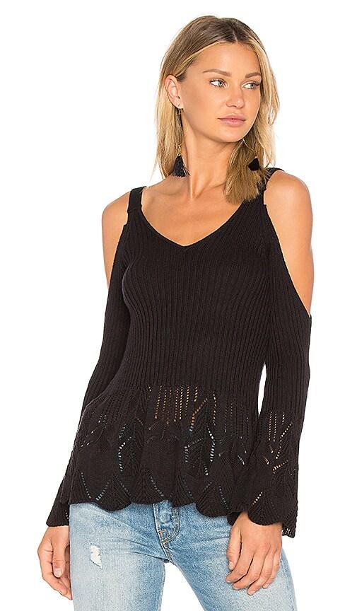 Lovers + Friends x REVOLVE Denny Sweater in Black