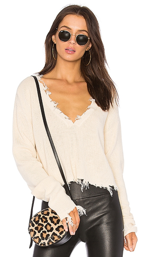Lovers + Friends x REVOLVE Prospect Sweater in Cream