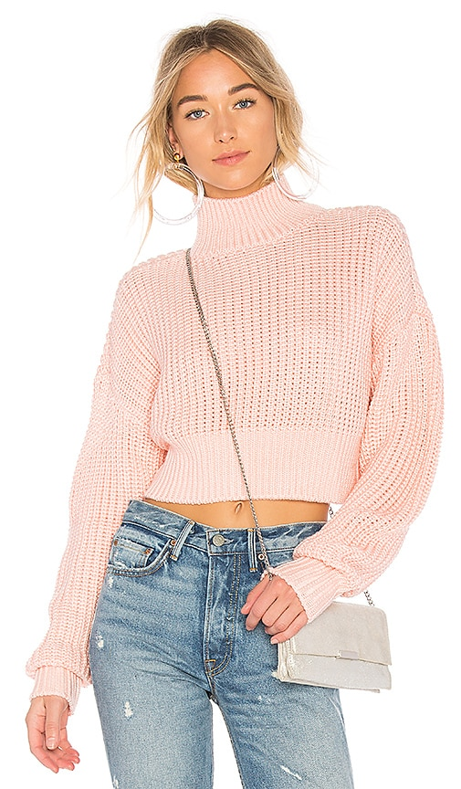 Lovers + Friends x REVOLVE Union Sweater in Pink