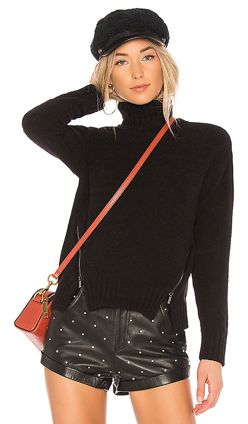 Delridge Sweater in Black