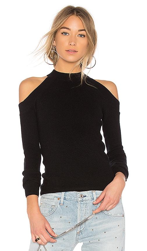 Lovers + Friends Miller Sweater in Black