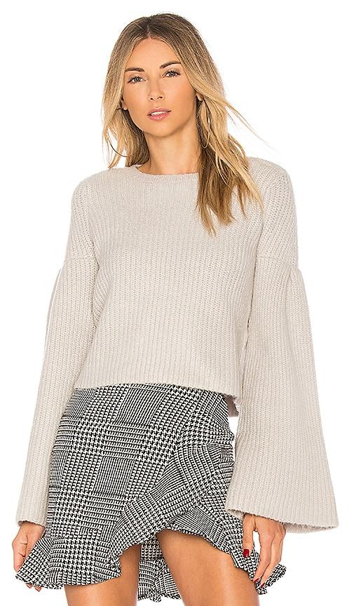 Lovers + Friends Maxine Sweater in Gray