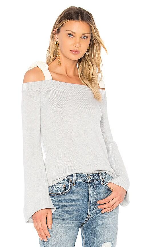 Lovers + Friends Mercer Sweater in Gray