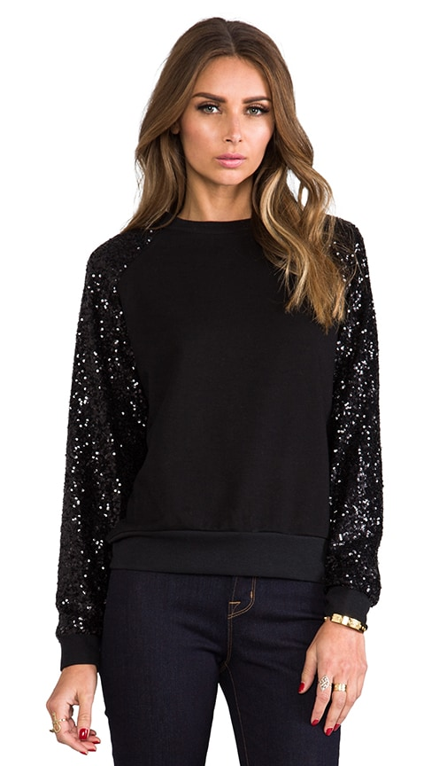 Lover Sequin Pullover