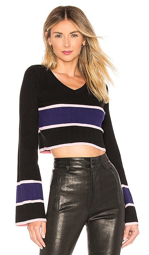 Team Cropped Sweater