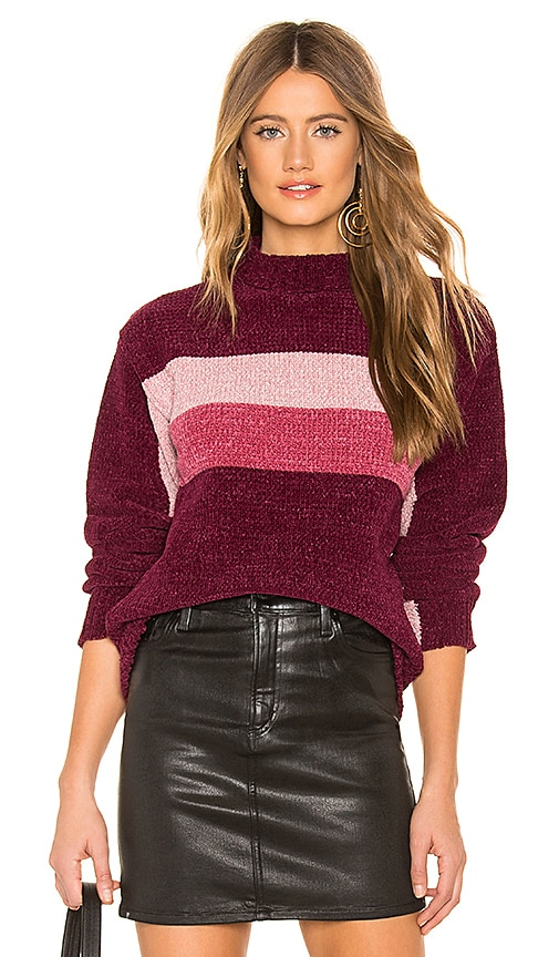 Raye Chenille Sweater
