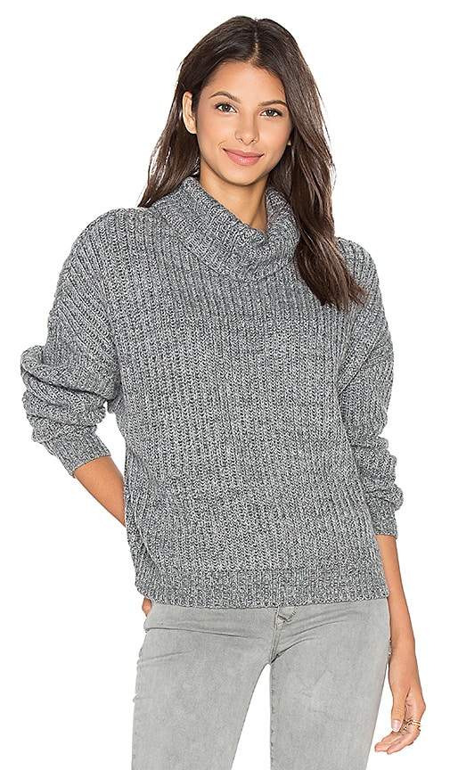 Lovers + Friends On The Road Sweater in Gray