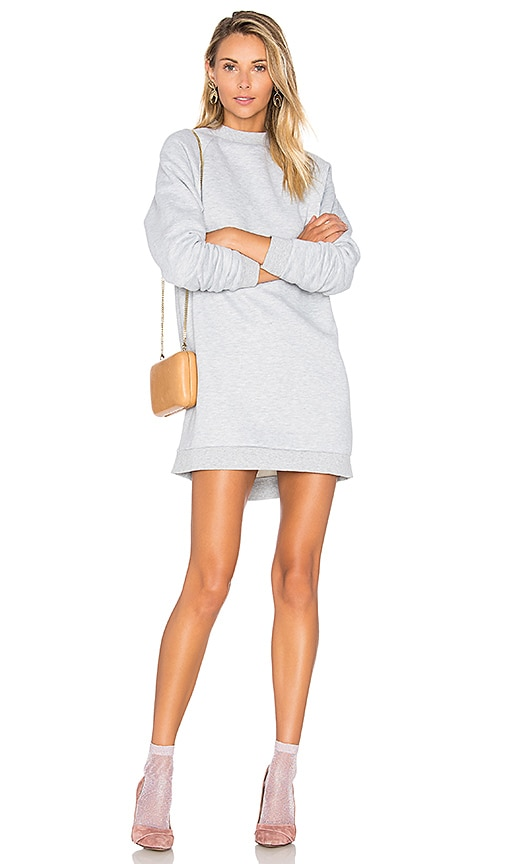 Lovers + Friends x REVOLVE Jenn Sweatshirt in Light Gray
