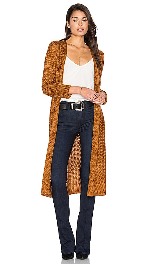 Lovers + Friends x REVOLVE Harlowe Cardigan in Tan
