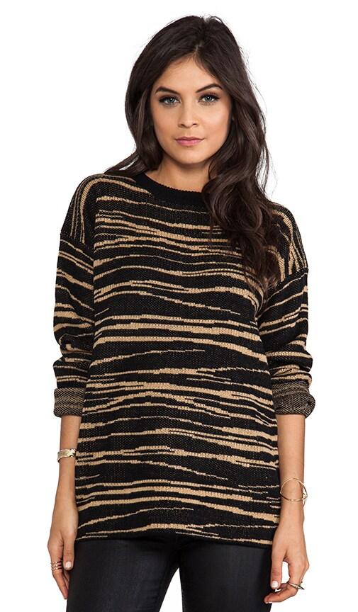 Wild Cat Pullover