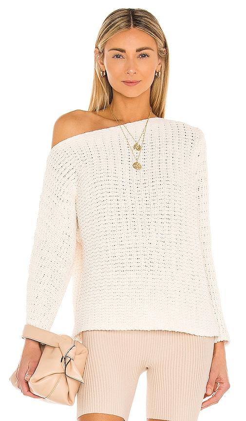 Lovers & Friends Havana Sweater In Ivory
