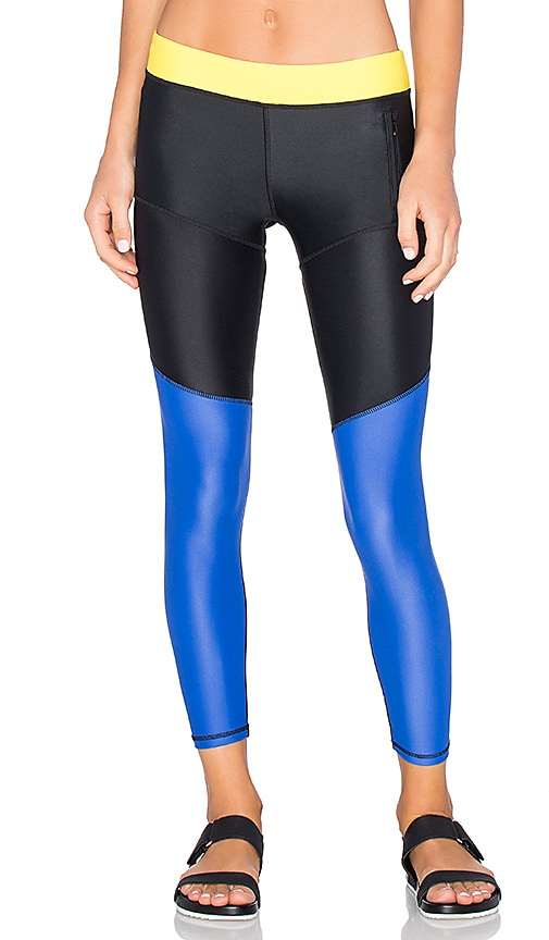 Lovers + Friends WORK by Lovers + Friends Olivia Legging in Royal Blue