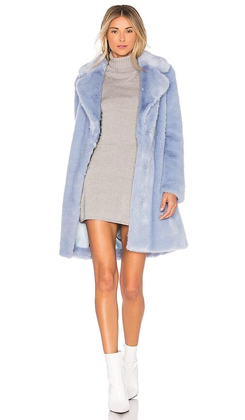 Romy Faux Fur Coat