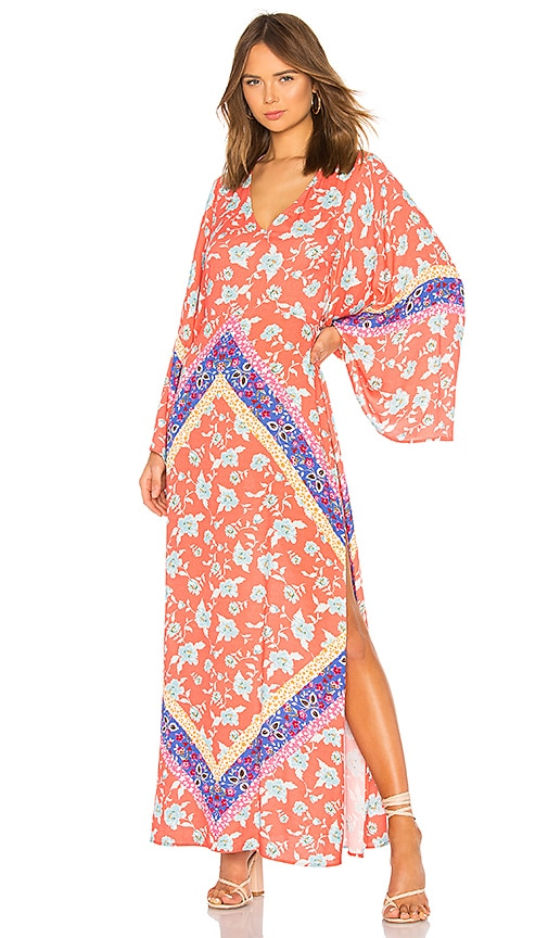 Better Vibes Kimono by Lovers + Friends