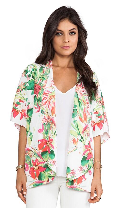 Lovebirds Kimono