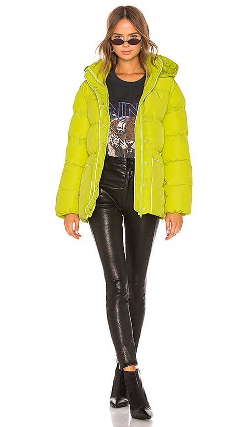Lindsey Belted Puffer Jacket