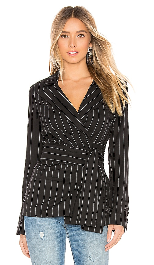 Bardot Wrap Jacket