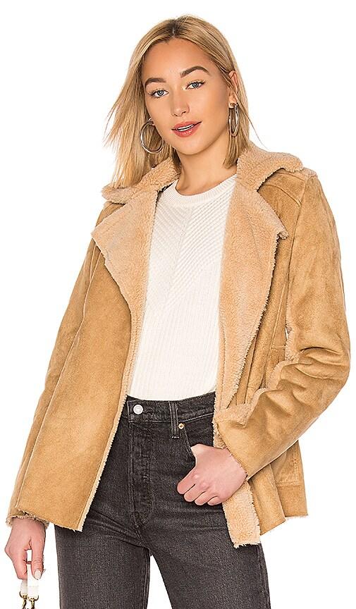 Brantley Wrap Coat