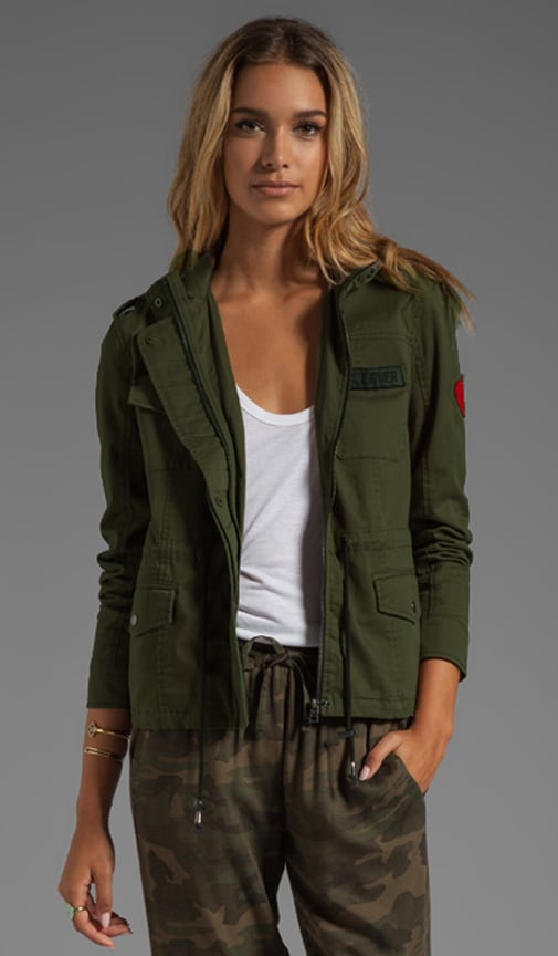 for REVOLVE Jane Cargo Jacket