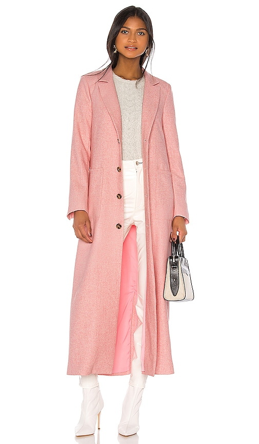 Samantha Long Coat by Lovers + Friends