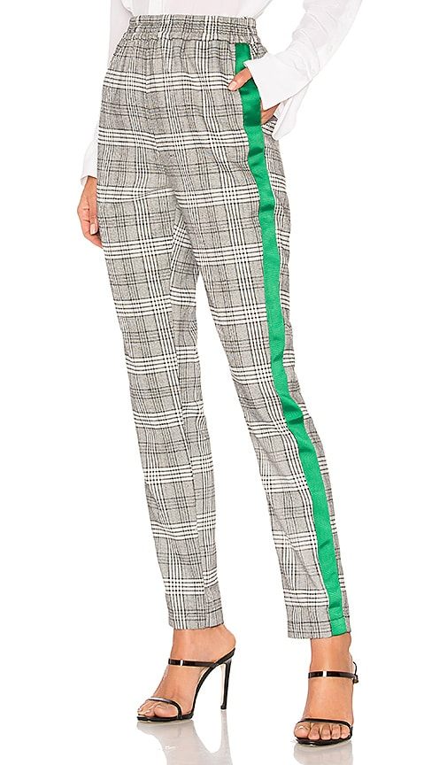Tailored Track Trouser in Green. - size M (also in L,S,XS,XXS) Lovers + Friends