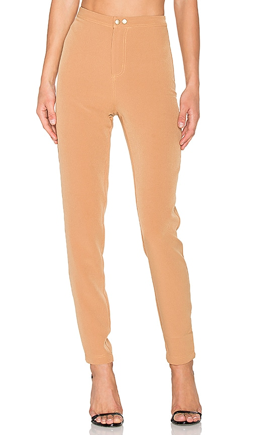 Lovers + Friends x REVOLVE Layla Pant in Tan