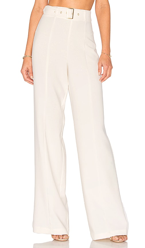 Lovers + Friends x REVOLVE Angeli Pants in Ivory
