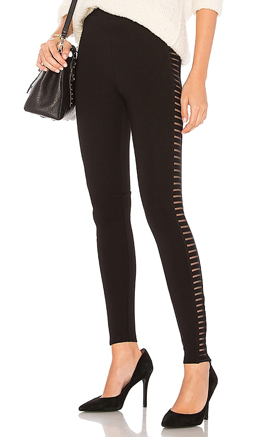 x REVOLVE Down and Out Legging in Black. - size S (also in M,XS) Lovers + Friends