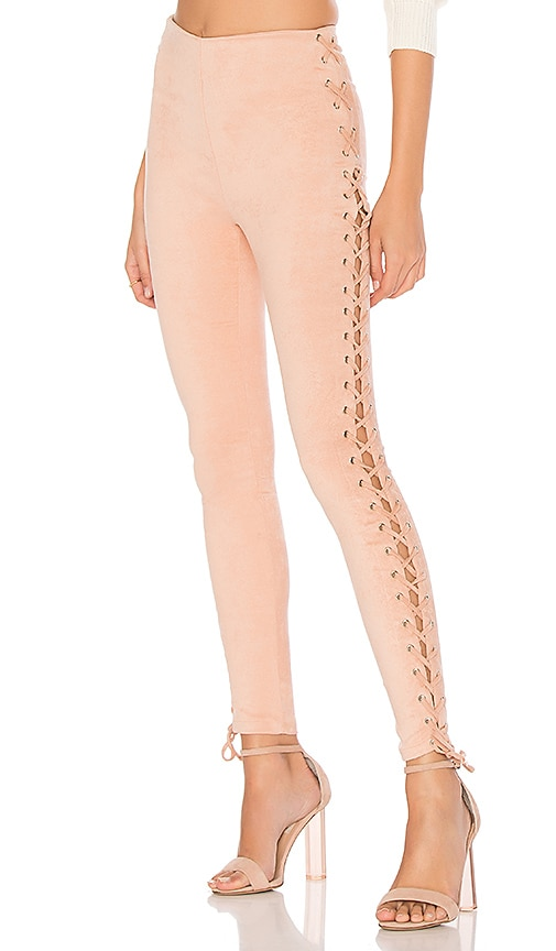 X REVOLVE LACED AND LOVELY LEGGING