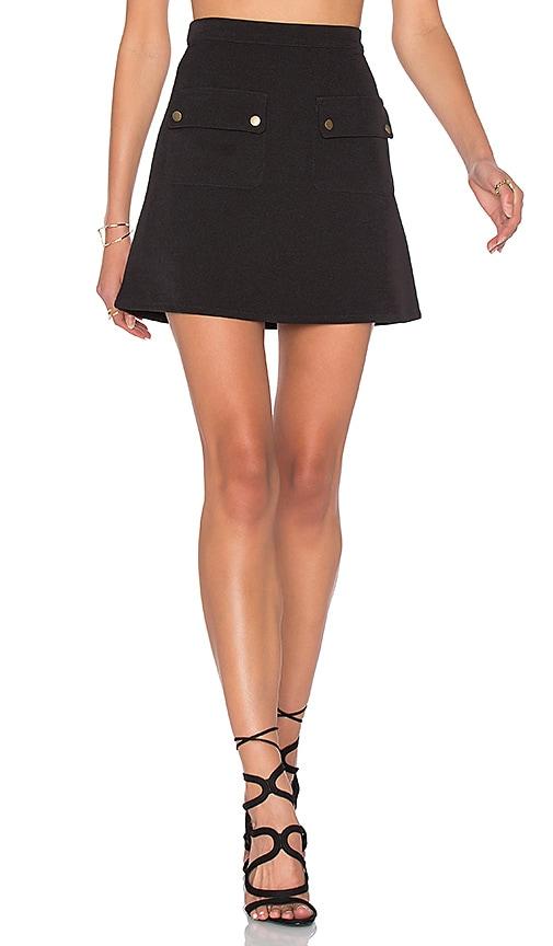 Lovers + Friends x REVOLVE Sienna Skirt in Black