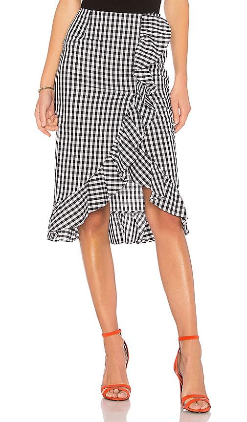 x REVOLVE Suffolk Skirt