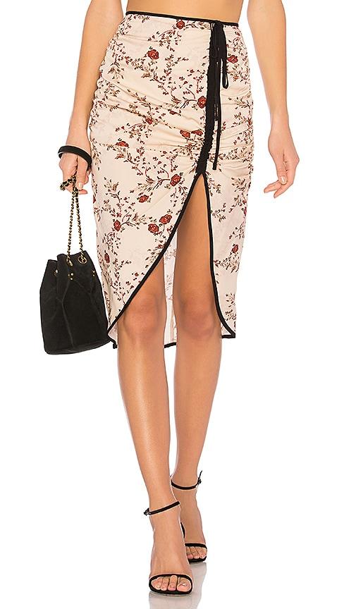 Lovers + Friends x REVOLVE Brookshire Skirt in Blush