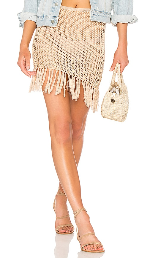 Lou Crochet Skirt
