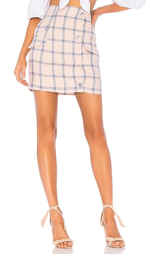 Lala Mini Skirt